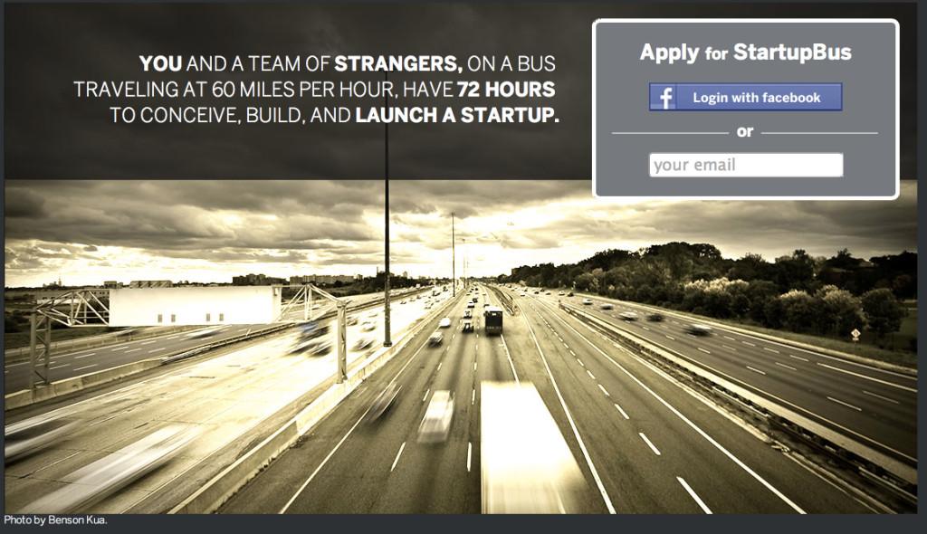 Startup Bus
